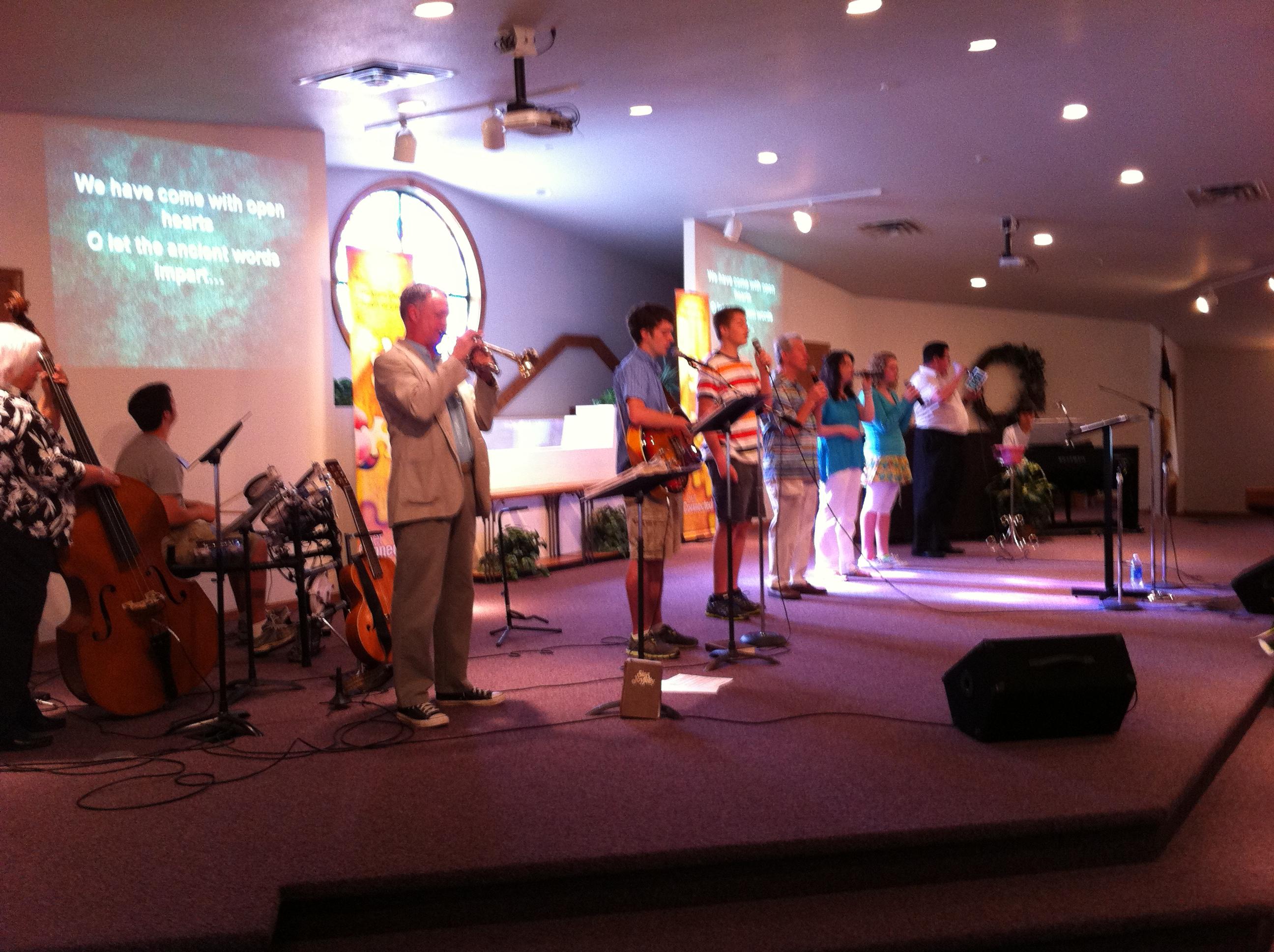 worship 5.19.13